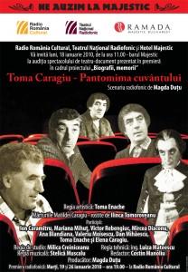 Toma Caragiu – Pantomima Cuvantului